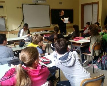 """Una Vita al Volante a Scuola… la """"Verdi-Cafaro"""""""