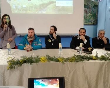 """Una Vita al Volante: prima partecipata """"plenaria"""" alla Fermi-Mariano"""