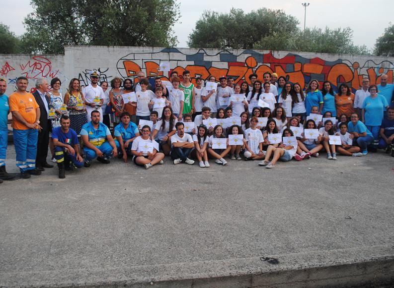 Chiusura Campo Protezione Civile 2015 – Andria 23/07/2015