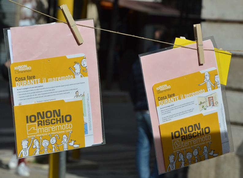 """Campagna Nazionale """"Io non Rischio"""" – Andria 18/10/2015"""