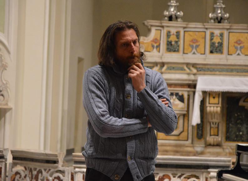 Synesthesia per la Misericordia, Chiesa San Domenico Andria