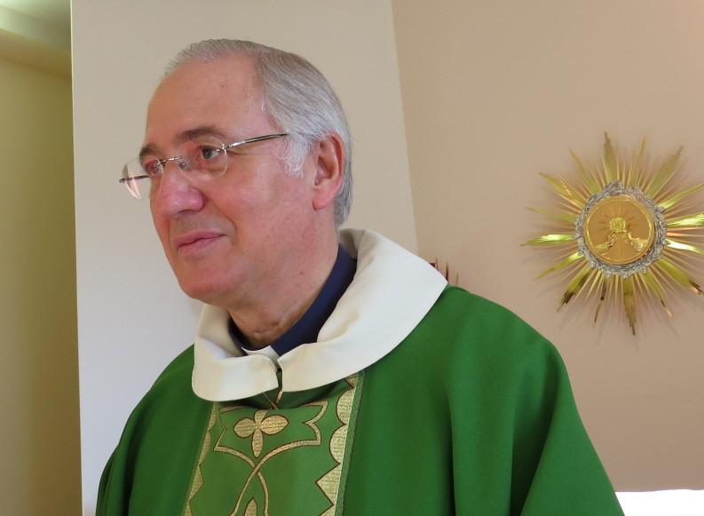 Mons. Luigi Mansi ad Andria il 3 aprile per l'ingresso in Diocesi