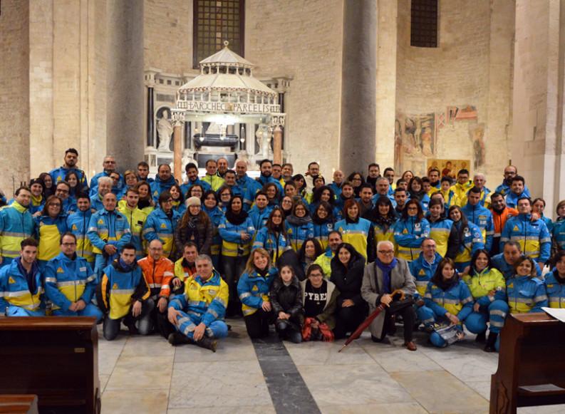 Assemblea Regionale Federazione Misericordie di Puglia – Basilica di San Nicola Bari