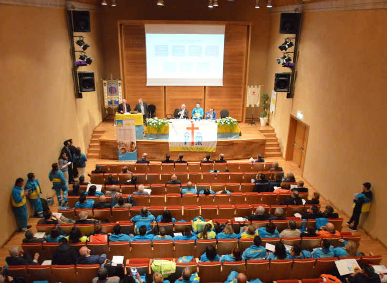 Chiusa l'Assemblea Nazionale delle Misericordie d'Italia