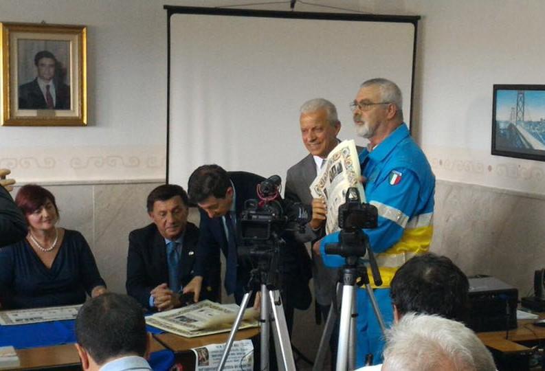 """XXII° Premio Internazionale """"Livatino"""" alla Misericordia di Andria"""
