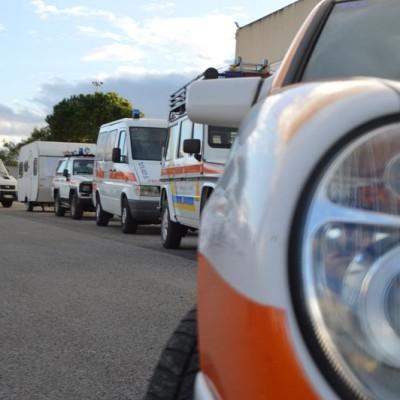 Terremoto, partita la Colonna Mobile delle Misericordie di Puglia