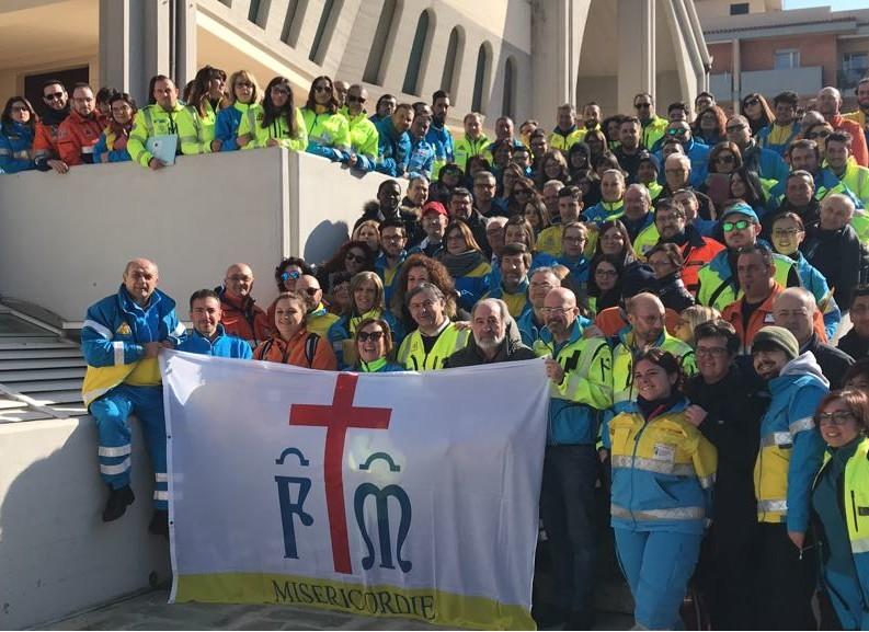 Tutto pronto per il 3° meeting delle Misericordie di Puglia: nel prossimo weekend appuntamento a Trani