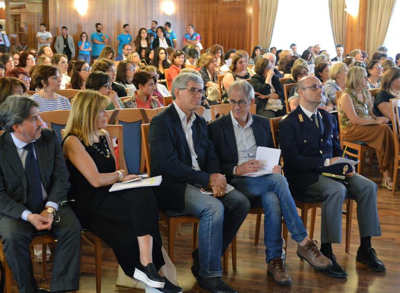 """Firmato protocollo d'intesa tra UIEPE, Tribunali, Avvocati e Misericordie di Puglia per la """"messa alla prova"""""""