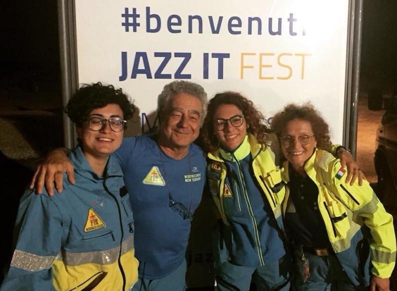 JazzIt Fest, la Misericordia di Andria e Montegrosso assicurano il servizio sanitario