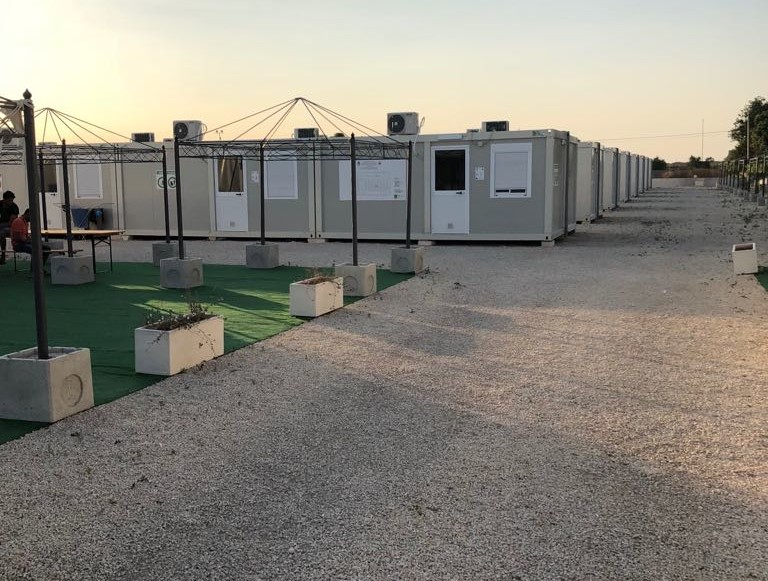 Campo di accoglienza a Bancouri di Nardò: due lettere per sancire una proficua collaborazione