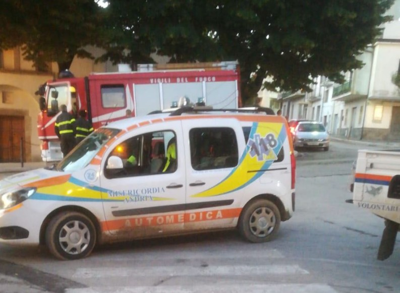Sciame sismico in Molise: dalla Puglia il Nucleo di Valutazione delle Misericordie. In partenza altri volontari