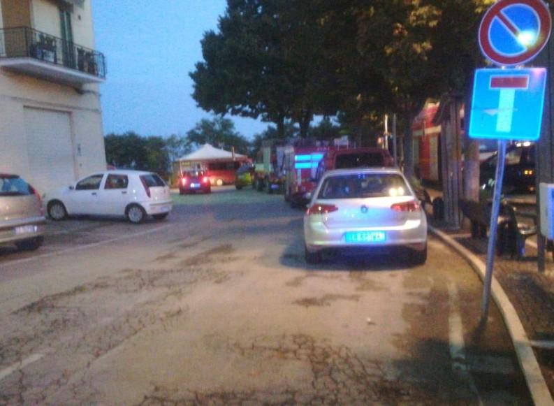 Sciame sismico in Molise: campo accoglienza per 200 persone a Guglionesi delle Misericordie