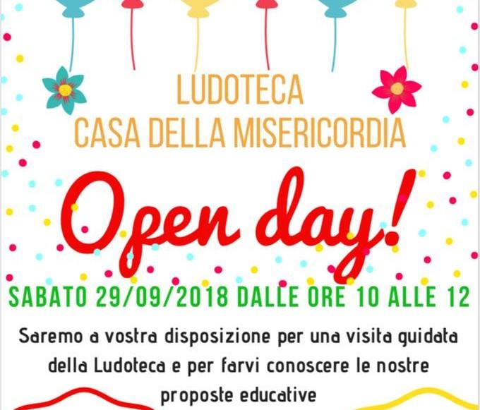 """Open Day nella """"Casa della Misericordia"""": appuntamento sabato 29 settembre"""
