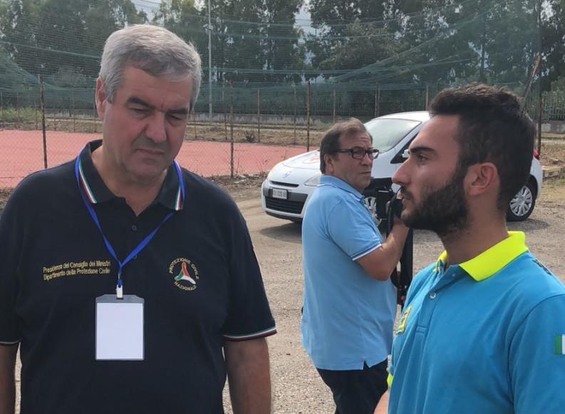 Raduno di Protezione Civile Regione Calabria: in ausilio il Posto Medico Avanzato delle Misericordie di Puglia