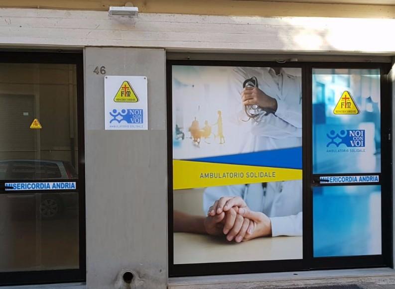 """Ambulatorio solidale """"Noi con Voi"""": mercoledì la firma del protocollo d'intesa con l'ASL BT"""