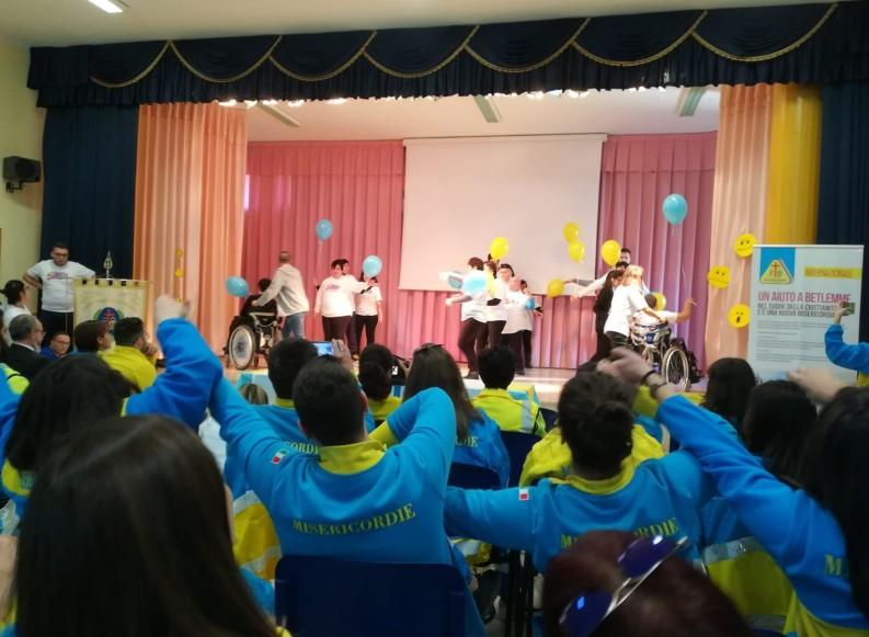Giornata dell'accoglienza: a Torremaggiore i 189 volontari del nuovo Servizio Civile delle Misericordie