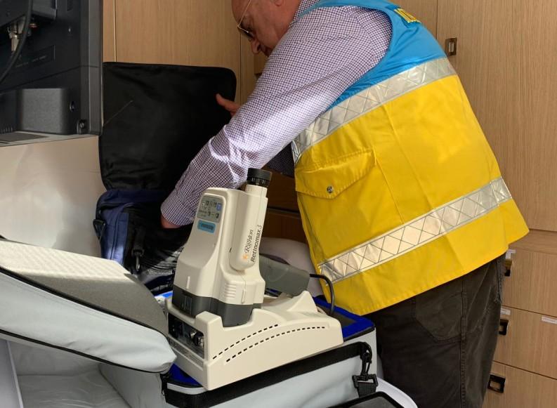 Missione Salute: in quattro giorni decine di volontari tra Foggia e Bari ed oltre 160 visite