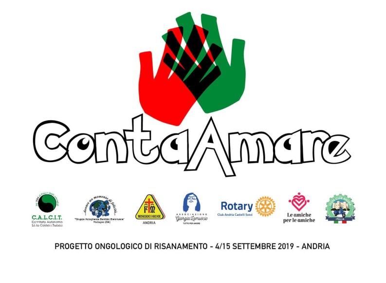 """""""ContaAmare"""": anche la Misericordia di Andria partecipa all'iniziativa del Calcit"""