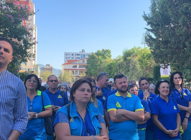 La Misericordia di Elbasan in Albania è realtà: tanti i volontari pugliesi presenti