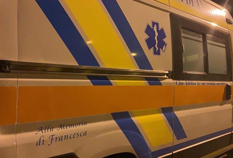 Alla memoria della giovane soccorritrice Francesca, la Misericordia di Andria dedica una ambulanza