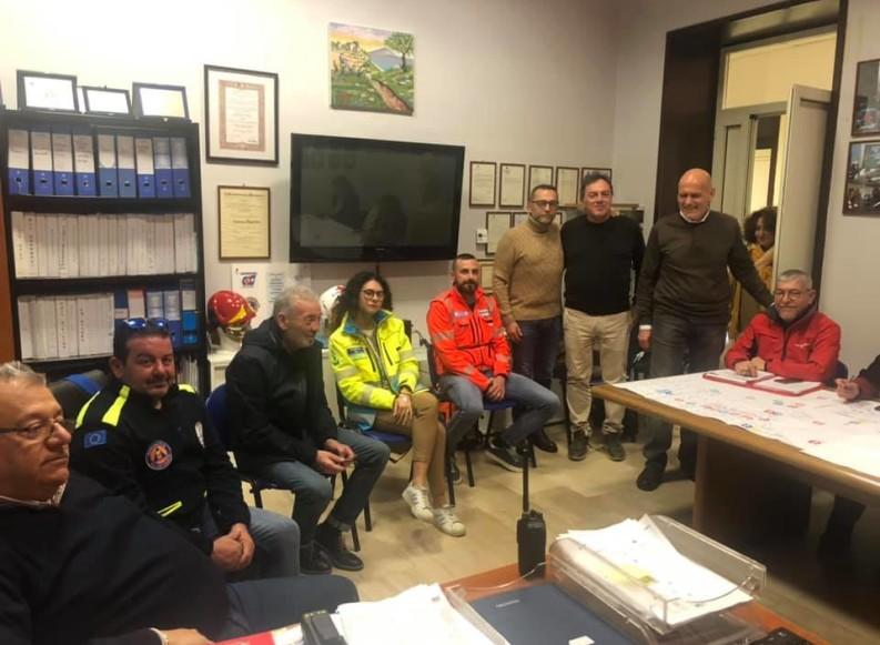 Tutto pronto a Bari per la visita di Papa Francesco: l'impegno delle Misericordie di Puglia