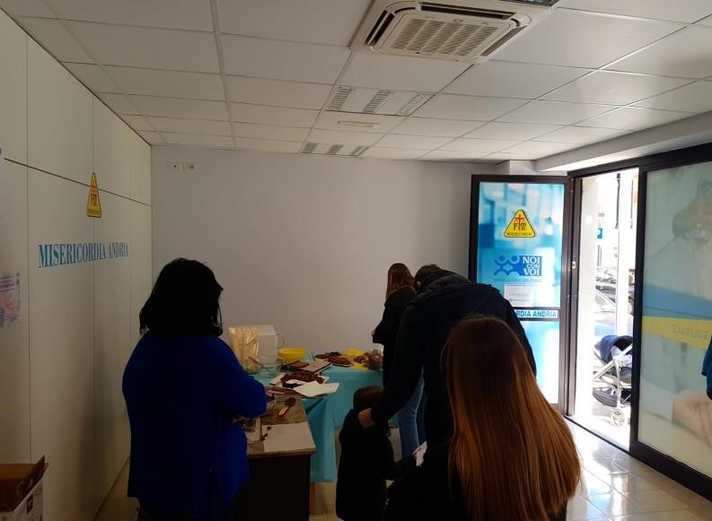 """Successo per la prima edizione di """"Cioccolatiamoci"""": un appuntamento dolce per la solidarietà"""