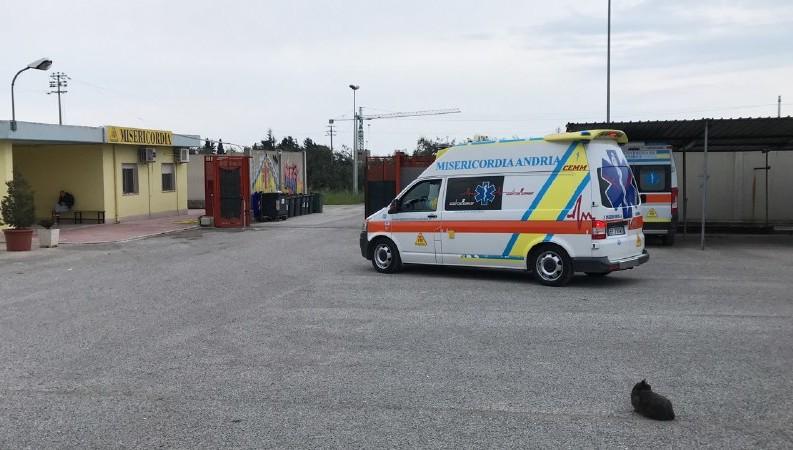 Coronavirus, il cuore grande della Puglia: partita per Brescia una equipe sanitaria delle Misericordie