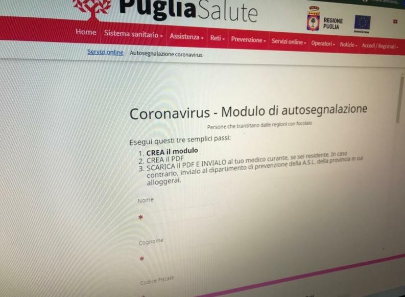 Coronavirus, dalla Federazione delle Misericordie di Puglia un appello accorato: «Informate le autorità del vostro ritorno in Regione»