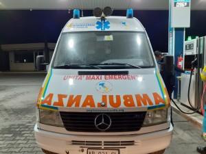ambulanza federazione misericordie puglia