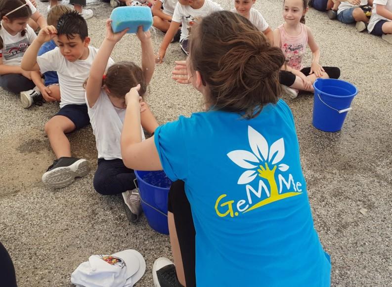 """""""Ripiantiamo… da qui"""": partito il campo estivo della Misericordia di Andria per 65 ragazzi"""