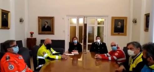 Covid, il Sindaco Bruno mobilita le associazioni di volontariato di Protezione Civile
